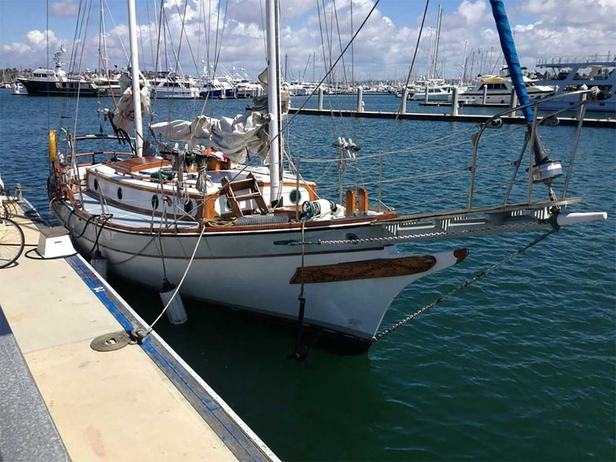Sea Witch 36 Sailboat